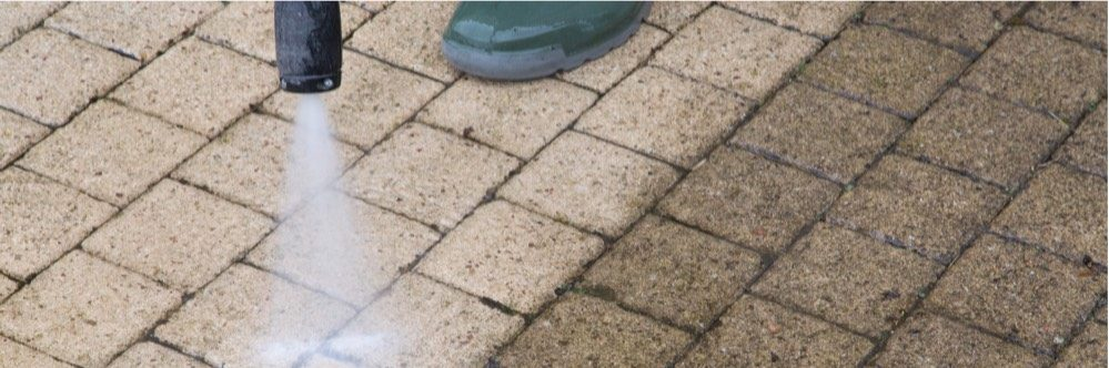 Power washing Bangor County Down